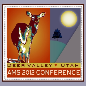 AMS 2012 Conference Logo