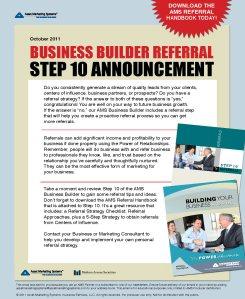 Business Builder Referrals