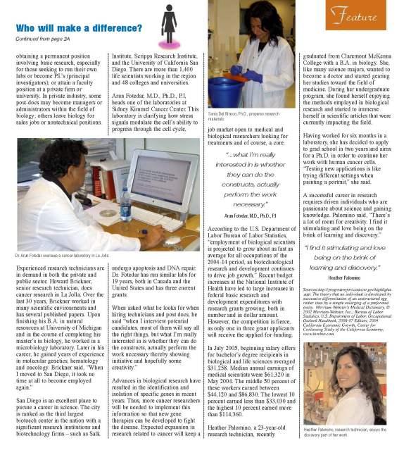 San Diego Jobs Weekly