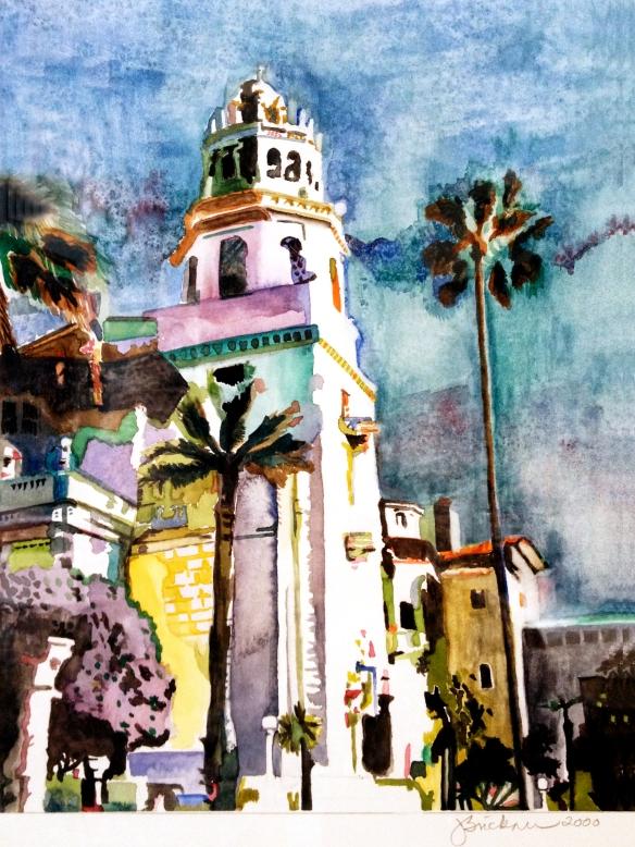 Hotel California - JBrickner, 2000